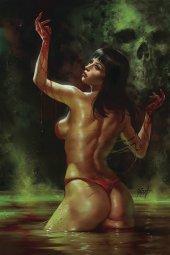 Vengeance of Vampirella #5 Parrillo Ltd Virgin Cover