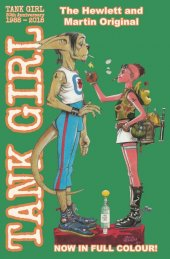 Tank Girl: Full Color Classics: 1993-1994 #5 Cover C Hewlett