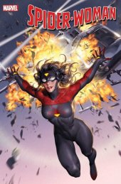 Spider-Woman #1 Junggeun Yung New Costume Variant