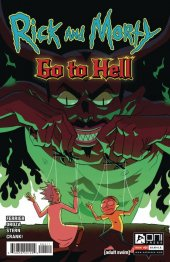Rick And Morty: Go To Hell #4