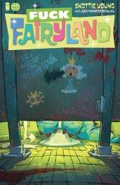 I Hate Fairyland #7 F**k Fairyland Variant