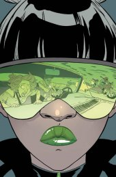 Crowded #3 Cover C Virgin