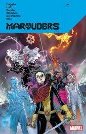marauders by gerry duggan vol. 1 tp