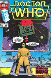 Doctor Who #22