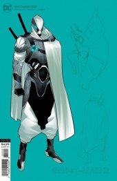 Batman #102 1:25 Ghost-Maker Card Stock Variant Edition