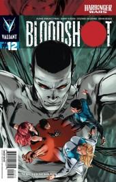 Bloodshot #12 Patrick Zircher 1:20 Cover