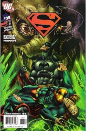 Superman / Batman #38 Variant Edition