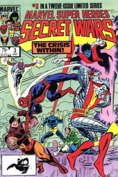 Marvel Super Heroes: Secret Wars #3