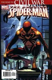 the amazing spider-man #530