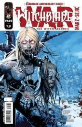 Witchblade #125 Bachalo Cover B
