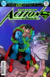 Action Comics #991 Lenticular Edition