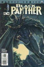 Black Panther #48