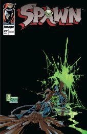 Spawn #27 Digital Edition
