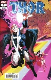 Thor #1 Rainbow Bridge Variant