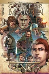 A Game of Thrones: Clash of Kings #7 Cover B Rubi