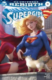 supergirl #13 variant edition