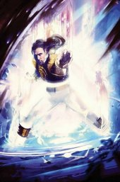 Mighty Morphin Power Rangers #40 James Griffiths SDCC Exclusive Variant
