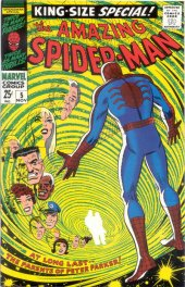 The Amazing Spider-Man Annual #5 JC Penney Marvel Vintage Pack