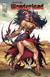 Grimm Fairy Tales Presents Wonderland #14 Cover C Pantalena