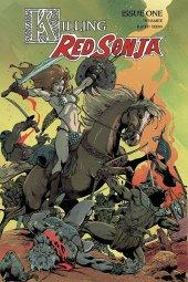 Killing Red Sonja #1 FOC Variant