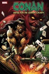 Conan: Battle for the Serpent Crown #1 Luke Ross Variant