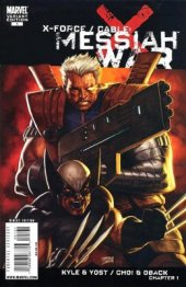 X-Force / Cable: Messiah War #1 Liefeld Variant