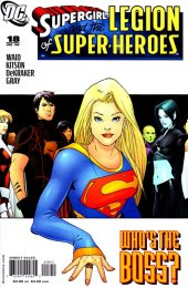 Supergirl and the Legion of Super-Heroes #18