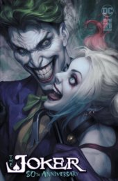 The Joker 80th Anniversary 100-Page Super Spectacular #1 Artgerm Variant A