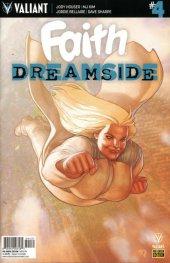 Faith: Dreamside #4 Pre-order