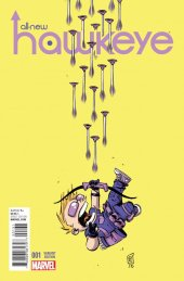 All-New Hawkeye #1 Young Variant