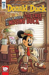 Donald Duck #15 10 Copy Incentive Variant