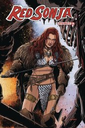 Red Sonja #15 Cover D Laming
