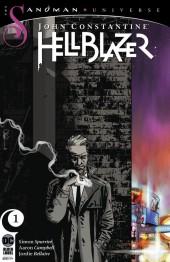 John Constantine: Hellblazer #1 Charlie Adlard Variant