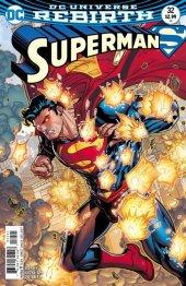 Superman #32 Variant Edition