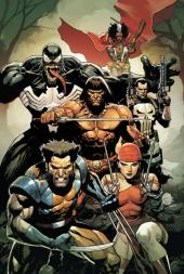 Savage Avengers #1 1:50 Leinil Francis Yu Variant