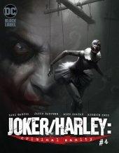 joker / harley: criminal sanity #4