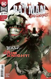 The Batman Who Laughs #2 Final Printing