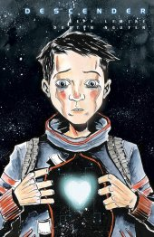 Descender #1 Cover B Lemire Variant