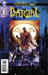 Batgirl: Futures End #1 2D Standard Edition