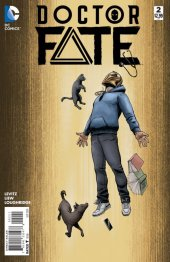 Doctor Fate #2 Variant Edition