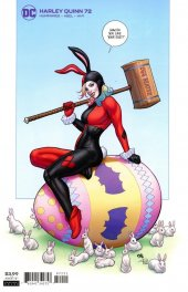 Harley Quinn #72 Variant Edition