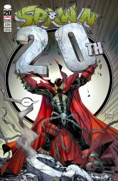 Spawn #220 Digital Edition
