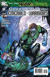 Green Lantern: Emerald Warriors #8 Variant Edition