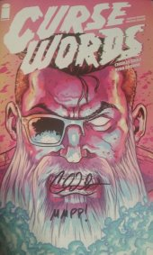 Curse Words #1 Early Release Variant