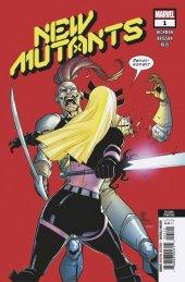 New Mutants #1 2nd Printing