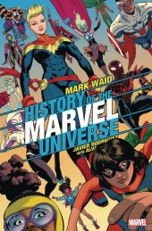 History of the Marvel Universe #6 Variant Edition