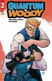 Quantum & Woody #3 Cover C Robso