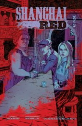 Shanghai Red #3 Cover B Fowler