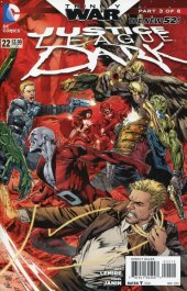 Justice League Dark #22 Second Printing