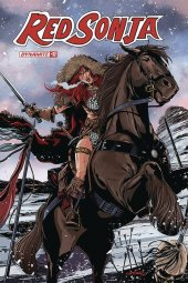 Red Sonja #17 Cover D Laming